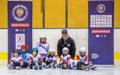 Týden hokeje V HC Rytíři Blansko